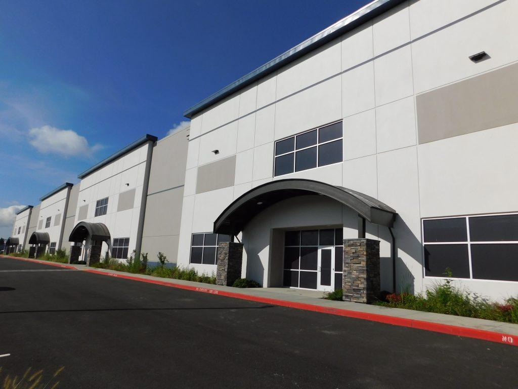 Centennial Industrial Park Lot 1 Building Project – Corp Inc